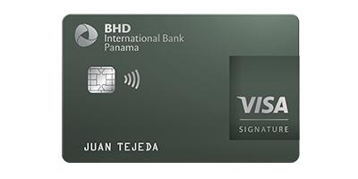 Visa Signature